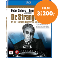 Produktbilde for Dr. Strangelove - Or: How I Learned To Stop Worrying And Love The Bomb (BLU-RAY)
