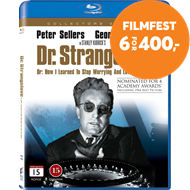 Produktbilde for Dr. Strangelove - Or: How I Learned To Stop Worrying And Love The Bomb (DK-import) (BLU-RAY)