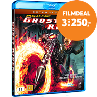 Produktbilde for Ghost Rider - Extended Cut (BLU-RAY)
