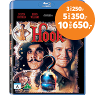 Produktbilde for Hook (BLU-RAY)