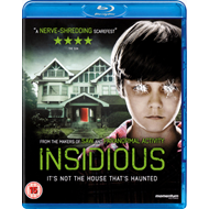 Insidious (UK-import) (BLU-RAY)