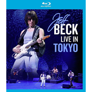 Jeff Beck - Live In Tokyo (BLU-RAY)