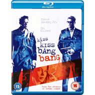 Kiss Kiss Bang Bang (UK-import) (BLU-RAY)