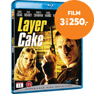 Produktbilde for Layer Cake (BLU-RAY)