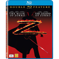 The Mask Of Zorro / The Legend Of Zorro (BLU-RAY)