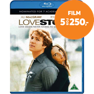 Produktbilde for Love Story (BLU-RAY)
