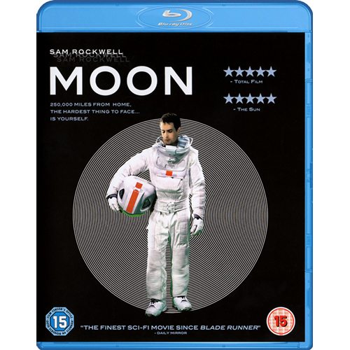 Moon (UK-import) (BLU-RAY)