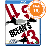 Ocean's Eleven, Twelve, Thirteen (BLU-RAY)