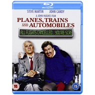 Planes, Trains & Automobiles (UK-import) (BLU-RAY)