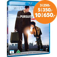 Produktbilde for The Pursuit Of Happyness (BLU-RAY)