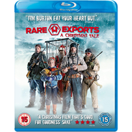 Rare Exports: A Christmas Tale (UK-import) (BLU-RAY)