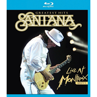 Santana - Greatest Hits Live At Montreux 2011 (UK-import) (BLU-RAY)