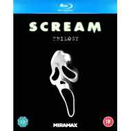 Scream Trilogy (UK-import) (BLU-RAY)
