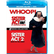 Produktbilde for Sister Act / Sister Act 2 (BLU-RAY)