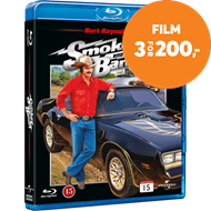 Produktbilde for Smokey And The Bandit (BLU-RAY)