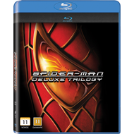 Spider-Man - Deluxe Trilogy (BLU-RAY)