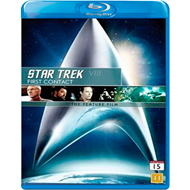 Star Trek 8 - First Contact (BLU-RAY)