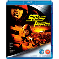 Starship Troopers (UK-import) (BLU-RAY)