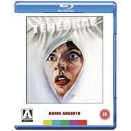 Tenebrae (UK-import) (BLU-RAY)