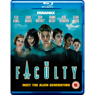 The Faculty (UK-import) (BLU-RAY)