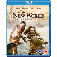 The New World (UK-import) (BLU-RAY)