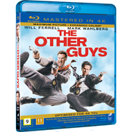 The Other Guys - The Extended Other Edition (BLU-RAY)