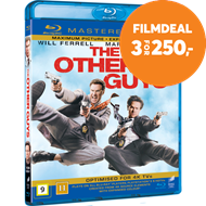 Produktbilde for The Other Guys - The Extended Other Edition (BLU-RAY)