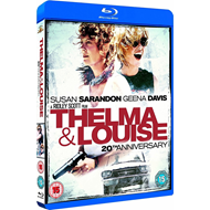 Thelma & Louise (UK-import) (BLU-RAY)