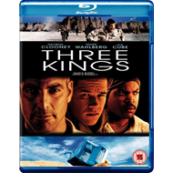 Three Kings (UK-import) (BLU-RAY)