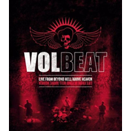 Produktbilde for Volbeat - Live From Beyond Hell/Above Heaven (BLU-RAY)