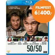 Produktbilde for 50/50 (BLU-RAY)