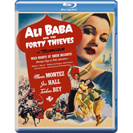 Ali Baba And The Forty Thieves (UK-import) (BLU-RAY)