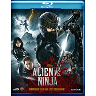 Alien VS. Ninja (BLU-RAY)