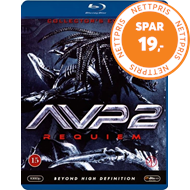 Produktbilde for Aliens Vs. Predator 2: Requiem (BLU-RAY)