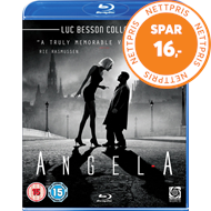 Angel-A (UK-import) (BLU-RAY)