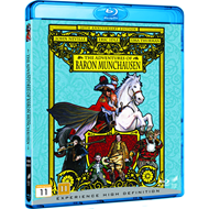 The Adventures Of Baron Münchausen - 20th Anniversary Edition (BLU-RAY)