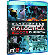 Battlestar Galactica - Blood And Chrome (BLU-RAY)