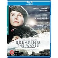 Breaking The Waves (UK-import) (BLU-RAY)