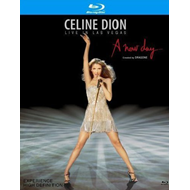 Celine Dion - Live In Las Vegas: A New Day (BLU-RAY)