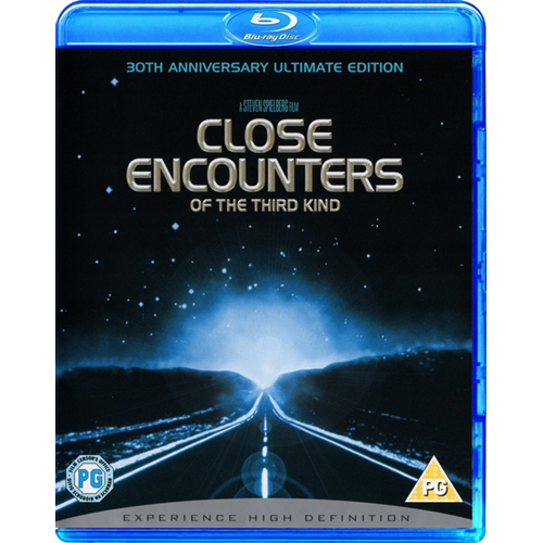 Close Encounters Of The Third Kind (UK-import) (BLU-RAY)