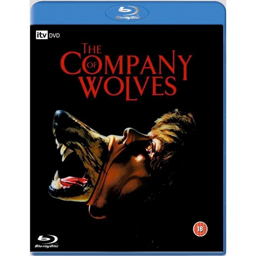 The Company Of Wolves (UK-import) (BLU-RAY)