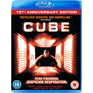 Cube (UK-import) (BLU-RAY)