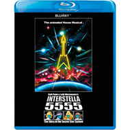 Daft Punk & Leiji Matsumoto - Interstella 5555 -The Story Of The Secret Star System (UK-import) (BLU-RAY)