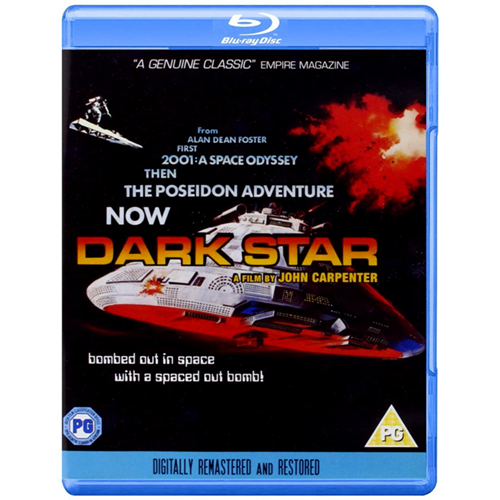 Dark Star (UK-import) (BLU-RAY)