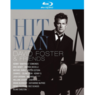 David Foster - Hit Man: David Foster And Friends (BLU-RAY)