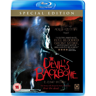The Devil's Backbone (UK-import) (BLU-RAY)