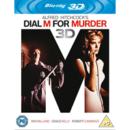 Dial M For Murder (UK-import) (Blu-ray 3D + Blu-ray)