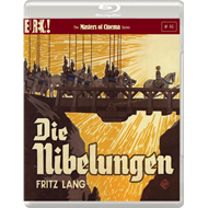 Die Nibelungen (UK-import) (BLU-RAY)