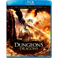 Dungeons And Dragons 3 - The Book Of Vile Darkness (BLU-RAY)