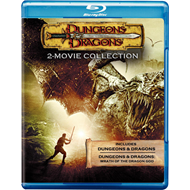 Dungeons & Dragons - 2 Movie Collection (BLU-RAY)